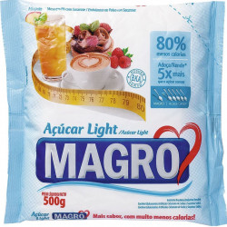 Açúcar Light 500g Magro