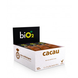 Bio2 7Nuts Cacau Display 12x25g