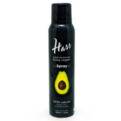 Spray Azeite de Avocado Extravirgem 128ml Hass