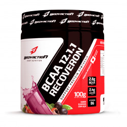 BCAA 12.1.1 Recoveron Guaraná/Açaí 100g Bodyaction