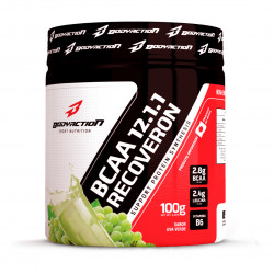 BCAA 12.1.1 Recoveron Uva Verde 100g Bodyaction