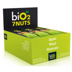 Bio2 7Nuts Maçã Display 12x25g