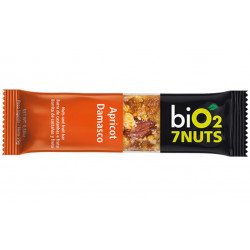 Bio2 7Nuts Damasco 25g