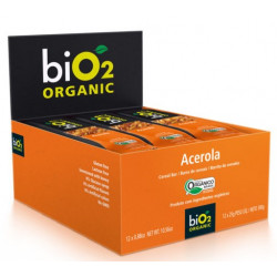 Bio2 Acerola Organic Display 12x25g