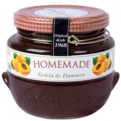 Geléia de Damasco Premium 320g Homemade