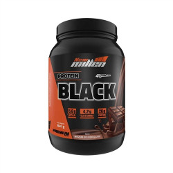 Protein Black Mousse de Chocolate 840g New Millen